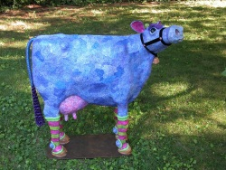 Moootilda, the Purple Cow