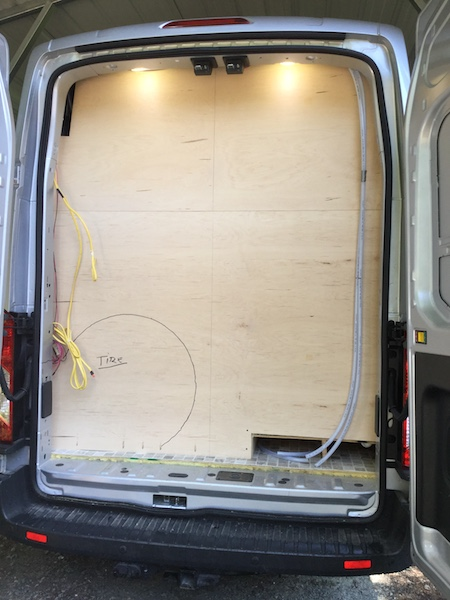 The best place to start this journey. This is Part 2 of 4 on the Camper Van build out.
