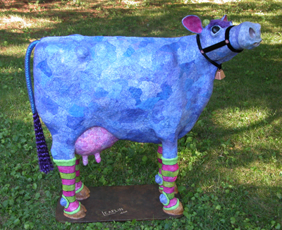 Why Not A Purple Cow